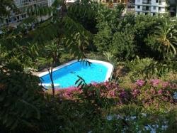 Teneriffa, Studio in Puerto de la Cruz, Wohnung mit Pool im Stadtzentrum!