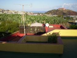 Achtung! Kanarischen Haus mit Dachterrasse und Panoramablick!