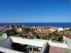 Teneriffa, Haus/Chalet in Puerto de la Cruz, Bungalow auf eine Ebene mit Panoramablick und Grosser Terrasse!