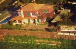 Teneriffa, Haus/Chalet in Puerto de la Cruz, Spektakuläres Haus! Gärten, Obstbäumen , Pool, Panoramablick !