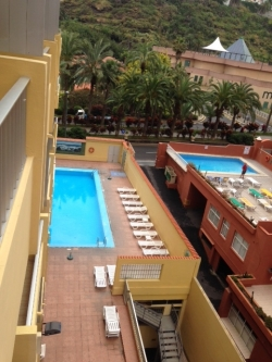 Teneriffa, Studio in Puerto de la Cruz, Gelegenheit Innenstadt : Studio-Apartment in Strandnähe !