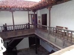Teneriffa, Haus/Chalet in San Juan de la Rambla, Altes Haus mit Schönes Blick!
