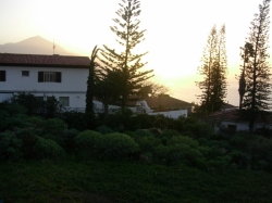 "Tenerife, Plot in El Sauzal, Great urban plot in ""Los Angeles"" Urbanization, overlooking the sea and Teide,"