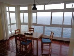 Tenerife, Apartamento en Los Realejos, apartamento situado encima del mar vistas por la costa