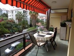 Teneriffa, Appartement in Puerto de la Cruz, EL TOPE!!!!! Schöne Wohnung mit großer Terrasse, im Nette Anlage!