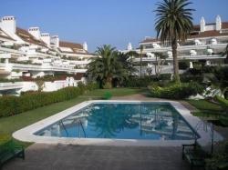 Tenerife, Apartamento en Puerto de la Cruz, ¡Apartamento amplio con terraza enorme!