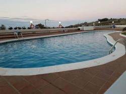 Teneriffa, Appartement in Icod de los Vinos, Gelegenheit! Direkt an Meer mit Zugang Zum ein kleines Strand! Pool und Solario.