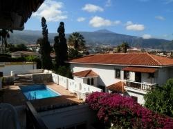 Tenerife, Estudio en Puerto de la Cruz, ¡Estudio CON dormitorio separado. Vistas, Piscina!