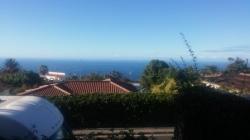 Teneriffa, Haus/Chalet in El Sauzal, Villa mit schönem Pool! Meerblick, sonnig, Garage und Parkplatz