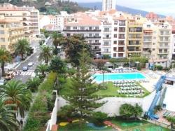 Tenerife, Estudio en Puerto de la Cruz, Oportunidad en el centro !! Soleado estudio con terraza y vistas!