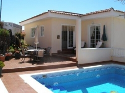 Tenerife, House/Chalet in El Sauzal, Beautful villa with private pool and wonderful views!  Very sunny and quiet situated!