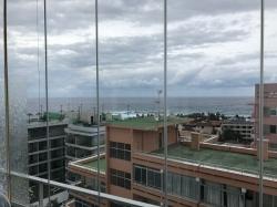 Teneriffa, Studio in Puerto de la Cruz, Sehr schönes Komplett möbliertes Studio im Zentrum mit Meerblick!