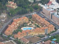 Teneriffa, Appartement in Puerto de la Cruz, Schöne Wohnung mit einer großen Terrasse mit Blick auf den Pool!