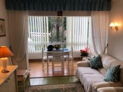 Tenerife, Apartamento en Puerto de la Cruz, apartamento bajo de comunidad(23 euros al mes), con 1 dormitorio, satélite, vistas,