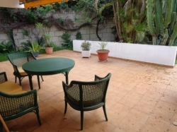 Beautiful sunny apartment with terraces, garden and pool!