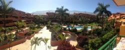 Teneriffa, Appartement in Puerto de la Cruz, Helle Wohnung in Wohnanlage mit herrlichem Pool,