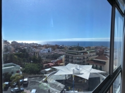 Tenerife, Studio in Puerto de la Cruz, CENTER!!! Wonderful Lot, very bright and sunny, great views of the Taoro park and sea, f