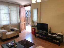 spacious apartment with large terrace,