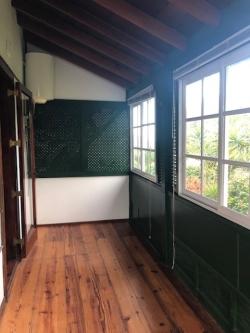 Traum Duplex, Kanarischer Bau mit Tee und Bögen aus altem Ziegelstein.