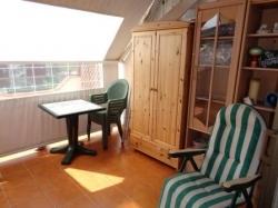 Cozy studio with large terrace in Urbanization La paz.
