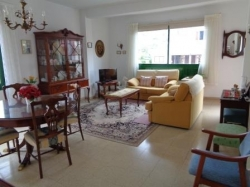Spacious apartment with sunny terrace and views down town near Plaza Charco, post office and beach!