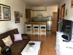 Nice equipped apartment with 1 bedroom