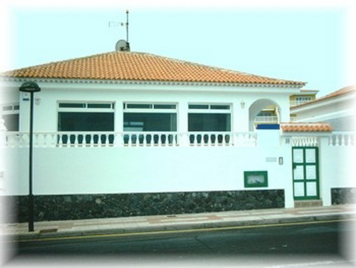 House in Playa San Juan