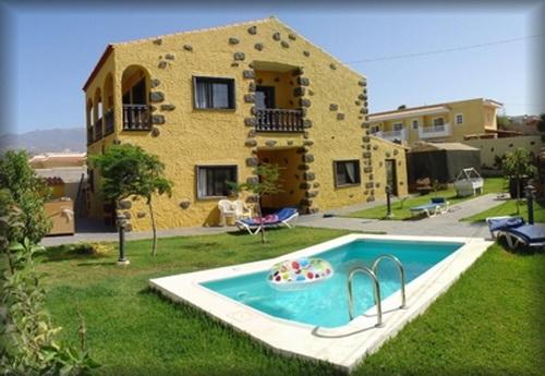 El Medano - La Mareta - Villa