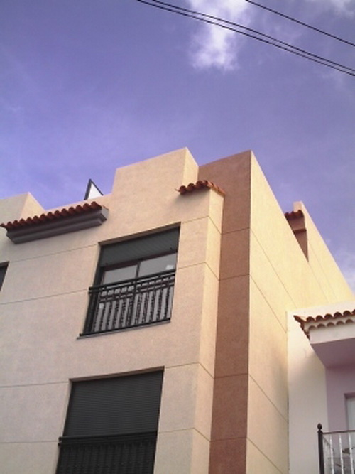 New Building in the South of Teneriffa