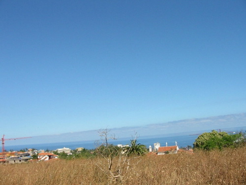 Wonderful plot with great views in Puerto.