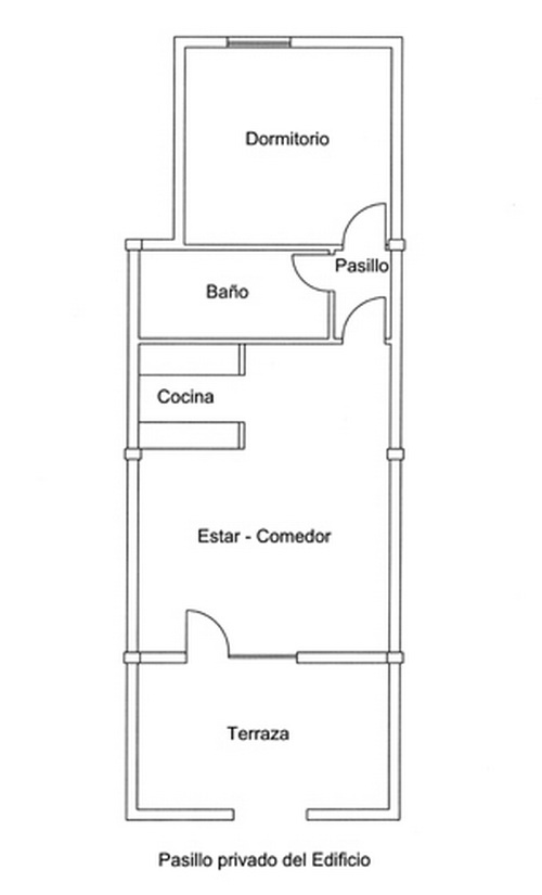 Apartament in Puerto de la Cruz