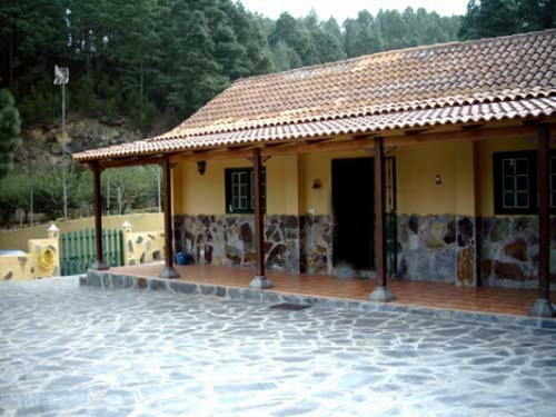 Finca mit Einfamilienhaus in Icod de los Vinos
