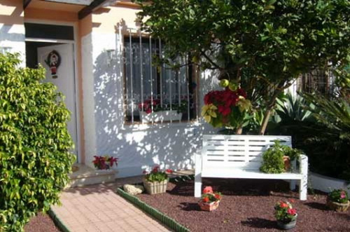 Semi-detached house in Los Realejos