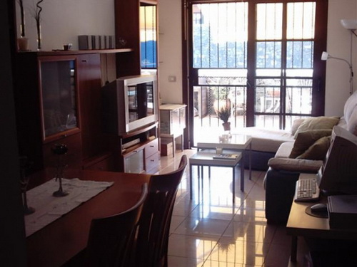 Appartement in Costa del Silencio
