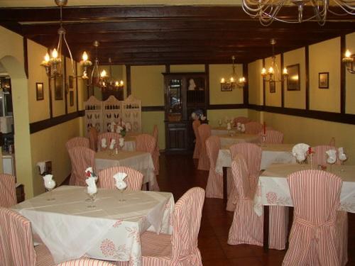 Restaurante de 1ª categoría en venta.