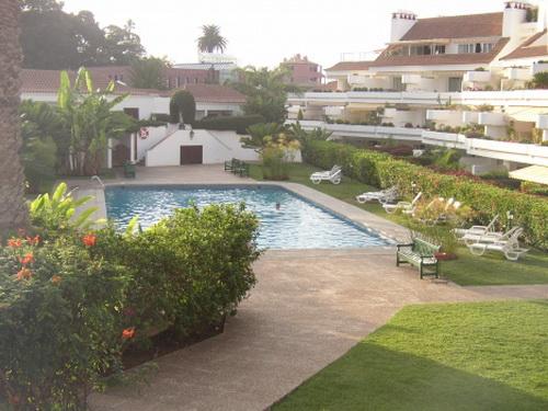 Apartamento en complejo de lujo con jardín de 32 m² y terraza amplia