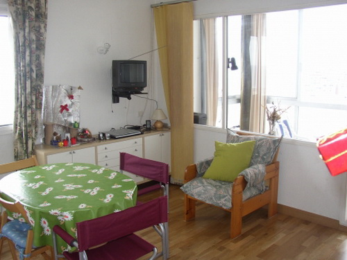 Möbliertes Appartement im Zentrum mit Panoramablick