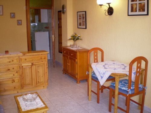 Studio in Puerto de la Cruz.