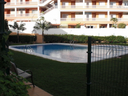 Excellent apartment situated in very quiet area.