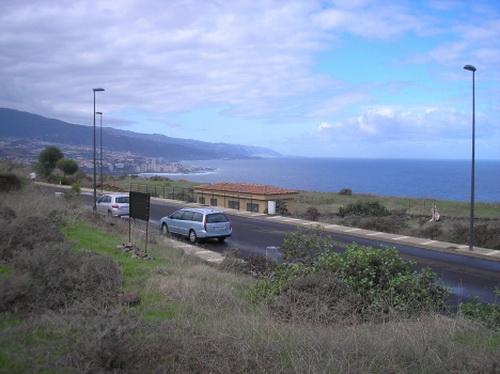 Einzigartiges bebaubares grundstuck in La Quinta(santa ursula)