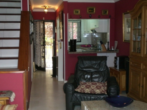 дом / вилла в Puerto de la Cruz в аренду