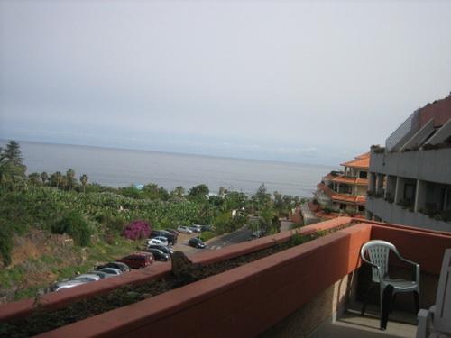 Appartement mit einem Schlafzimmer, Meer und Teide Blick