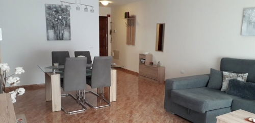 Almost new,: spacious apartment with terrace of 38 m2