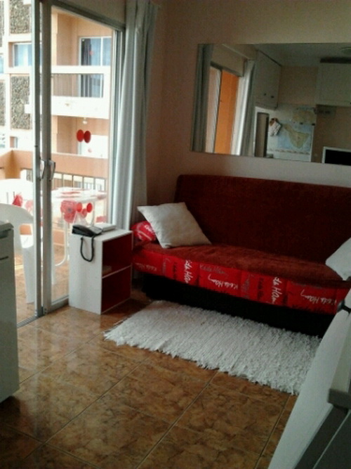 Studio in Puerto de la Cruz to rent