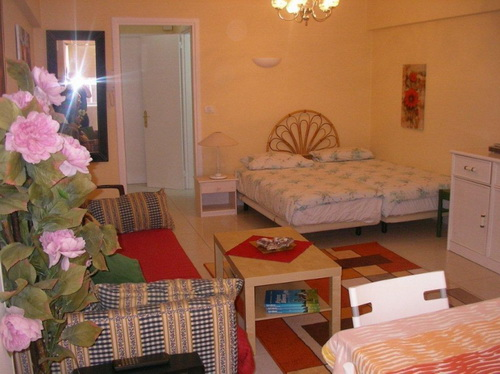 Studio in the heard of Puerto de la Cruz for rent