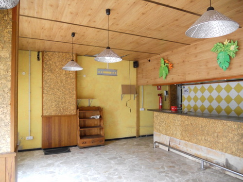 Ehemaliges Gastr-Lokal zu verkaufen - renovierungsbedürftig, Puerto de la Cruz