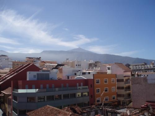 Sonnige Penthousewohnung im Herzen von Puerto de la Cruz.