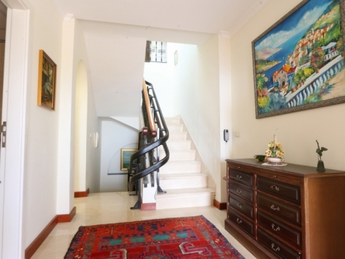 Luxury Villa with Fantastic Sea View and Pool in San Eugenio Alto