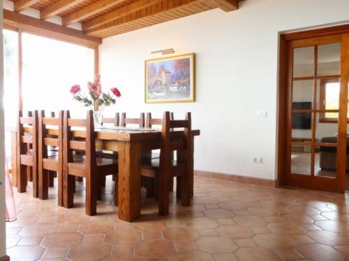 Arona: Luxus-Landhaus-Villa mit Pool und Panorama - Meerblick