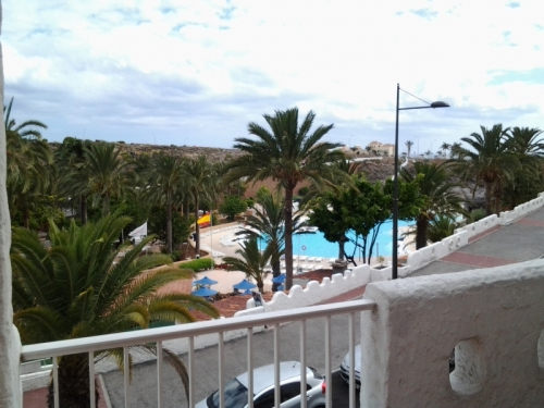 2 Bedrooms apartament first line sea Playa Paraiso
